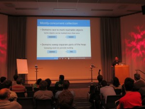 Stephen Dolan presenting Multicore OCaml